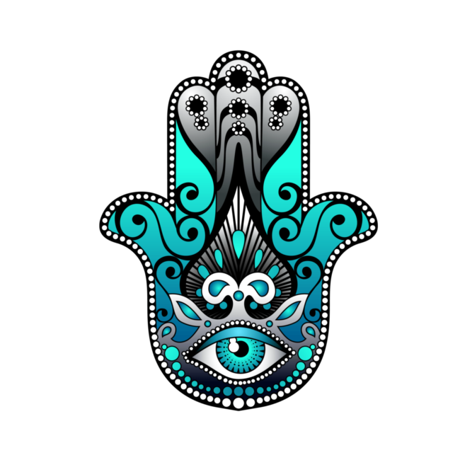 Speaking to the Hand: Our Hamsa